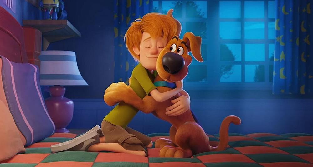 Scooby! O Filme animado