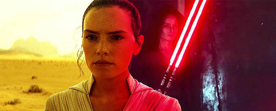 Rey - A Ascensão Skywalker
