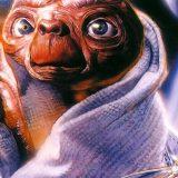 ET - O Extraterrestre (arte)