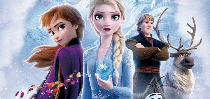 Desenho da Disney Frozen 2