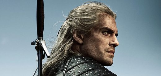 The Witcher Netflix - Geralt