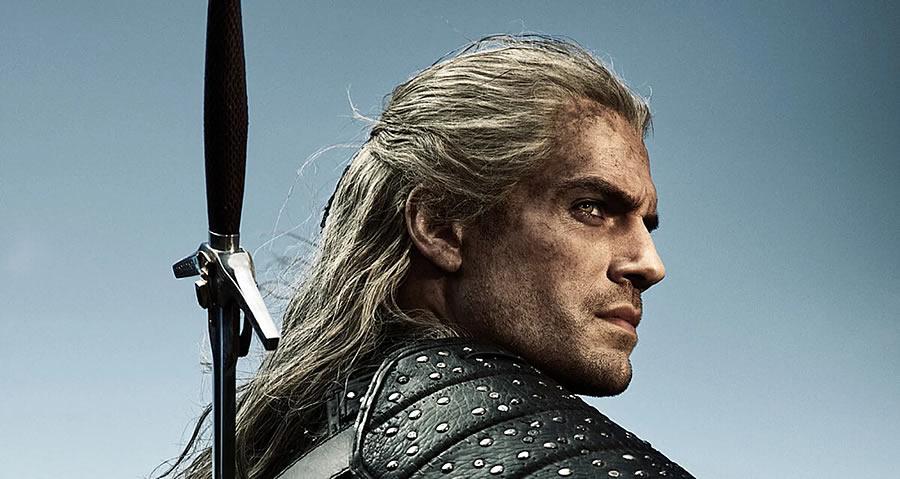 The Witcher Netflix - Geralt