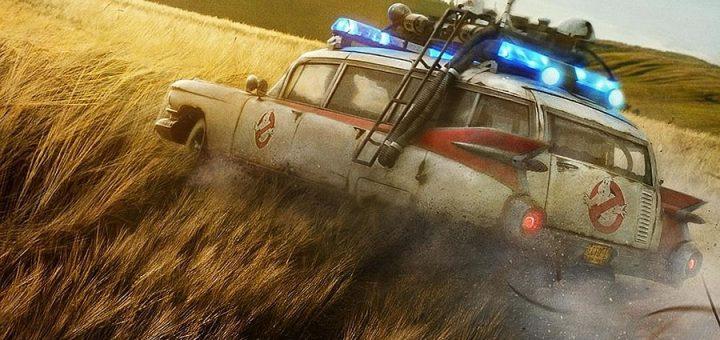 Ghostbusters volta em 2020