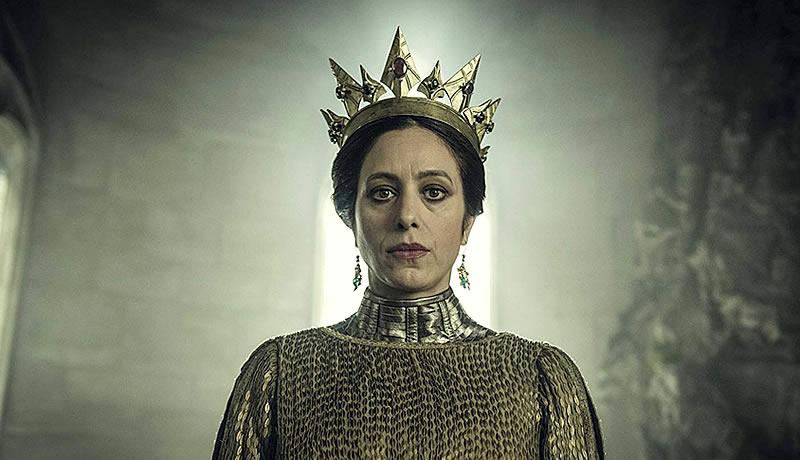 Jodhi May Rainha Calanthe em The Witcher