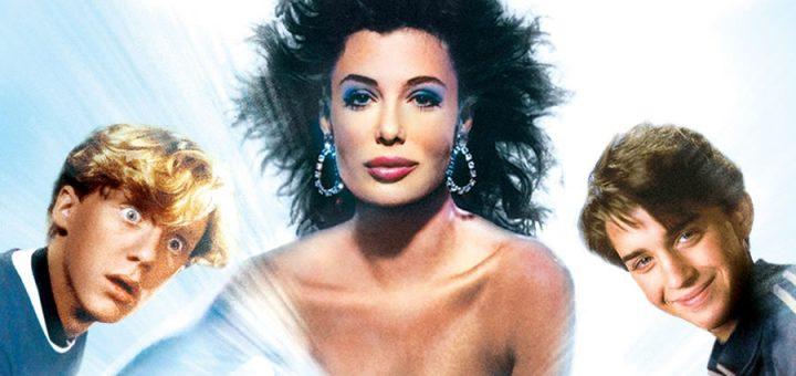 Filme dos anos 80 Mulher Nota 1000