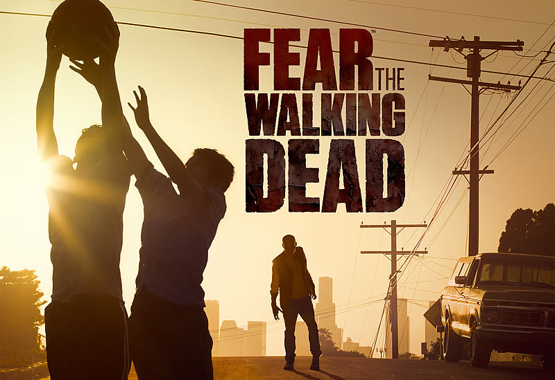 Primeira temporada de Fear The Walking Dead