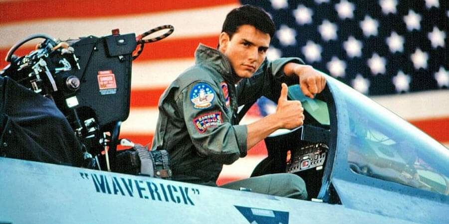 Filme Top Gun, Ases Indomáveis